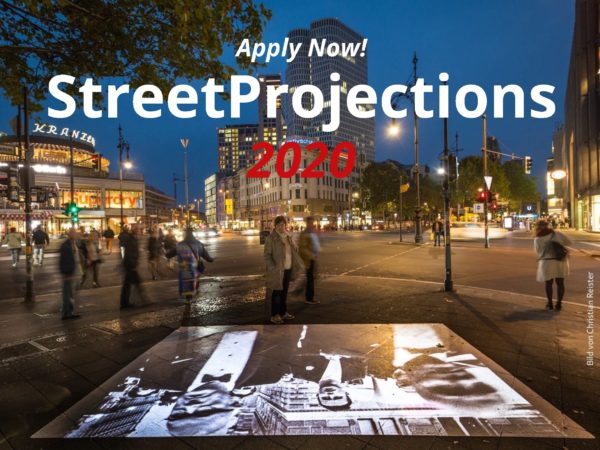 StreetProjections 2020