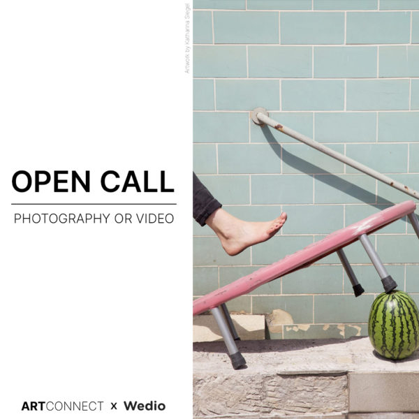 ARTCONNECT x WEDIO OPEN CALL | PASSION