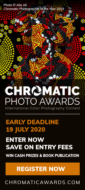 Chromatic Awards Color Photo Contest 2020