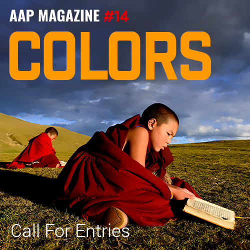 AAP Magazine#14: Colors