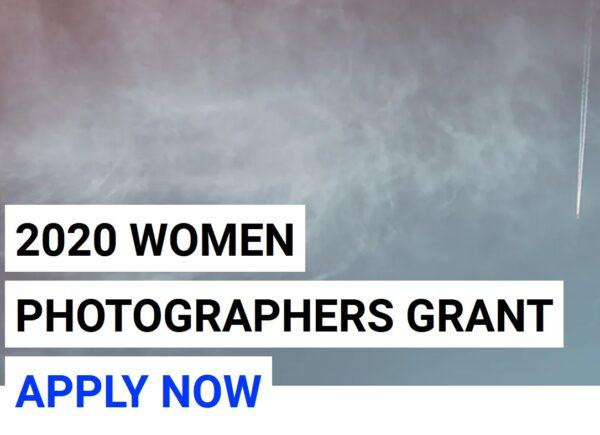 PHmuseum Women Photographers Grant 2020