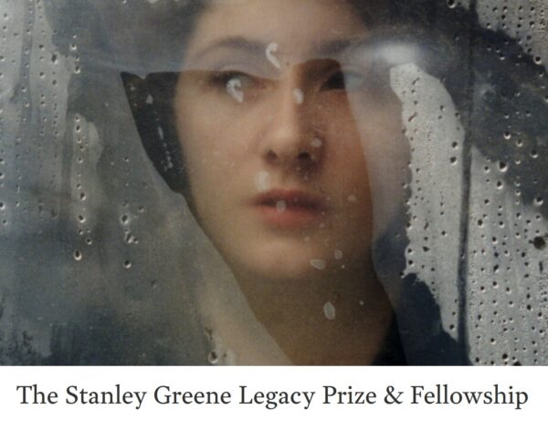 Stanley Greene Legacy Prize & Fellowship 2020