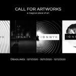 Call 2020   IONNYK – photographic art, digital, black & white (INT)