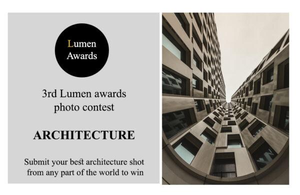 Lumen Awards Architecture Photo Contest 2020