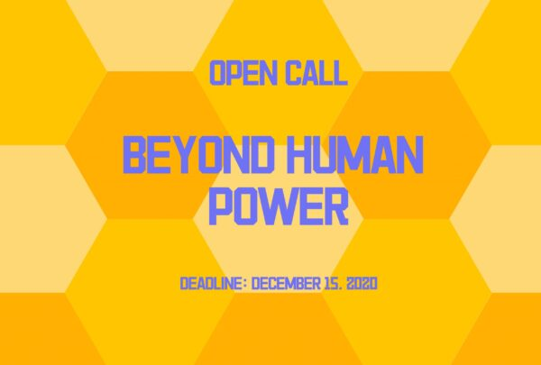 BEYOND HUMAN POWER 2020