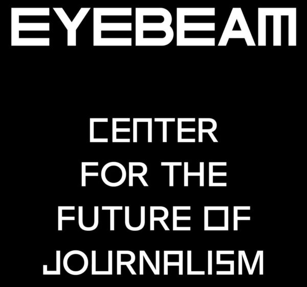 Eyebeam Center for the Future of Journalism 2020