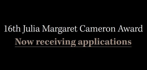 16th Julia Margaret Cameron Award for Women Photographers 2021