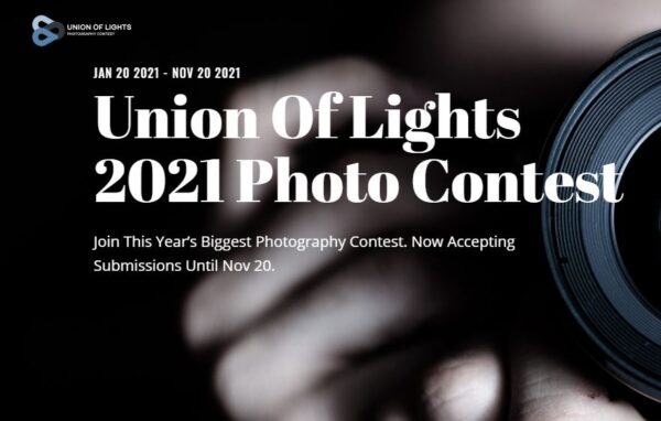 Union Of Lights 2021 Photography Contest