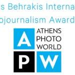 Yannis Behrakis Photojournalism Award 2021