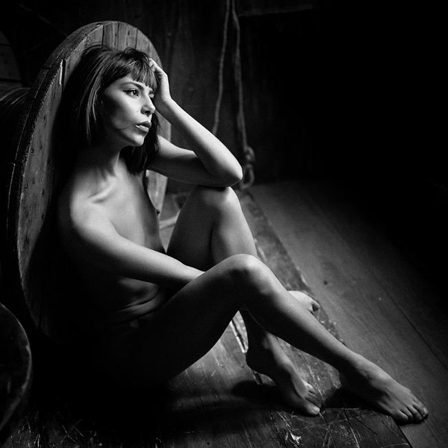 Fabrizio Micheli - Nude Discovery of the Year 2020