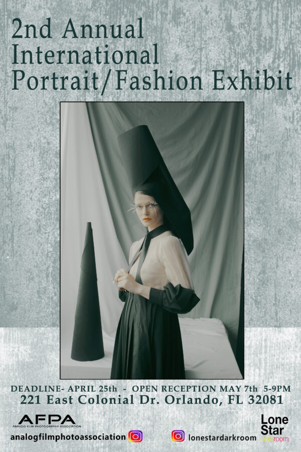 2nd Annual International Portrait/Fashion Exhibit 2021