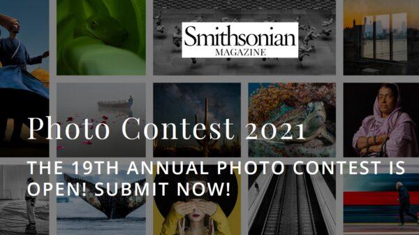 19th Annual Smithsonian Photo Contest 2021