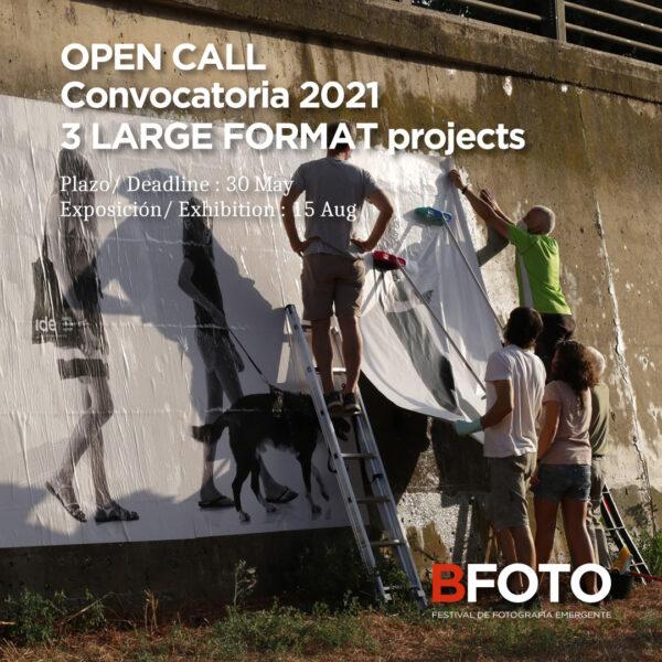 Open Large Format 2021