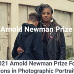Arnold Newman Prize for New Directions in Photographic Portraiture 2021