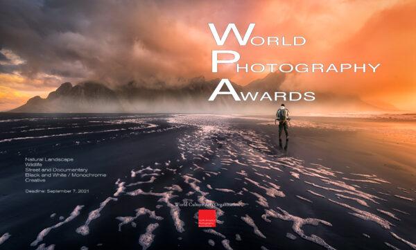 NAPA World Photography Awards 2021