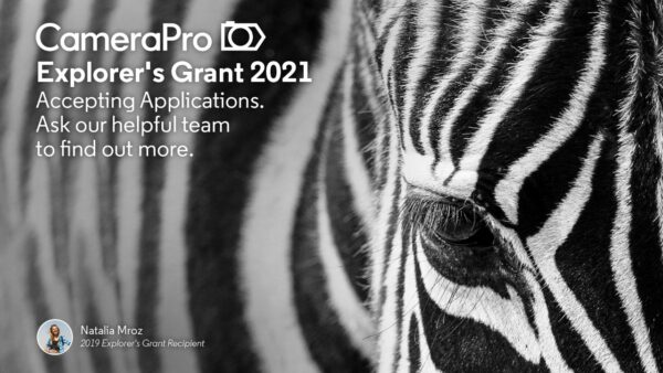 2021 CameraPro Photography and Videography Grant