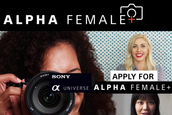 Sony Alpha Female + Grant 2021