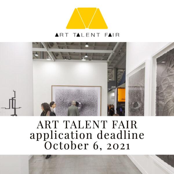 ATF - Art Talent Fair 2021