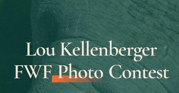 Lou Kellenberger FWF Photo Contest 2021